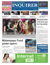 Philippine Canadian Inquirer issue 144