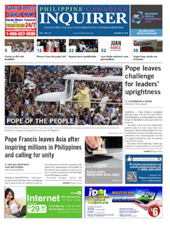 Philippine Canadian Inquirer issue 151