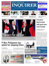 Philippine Canadian Inquirer issue 167